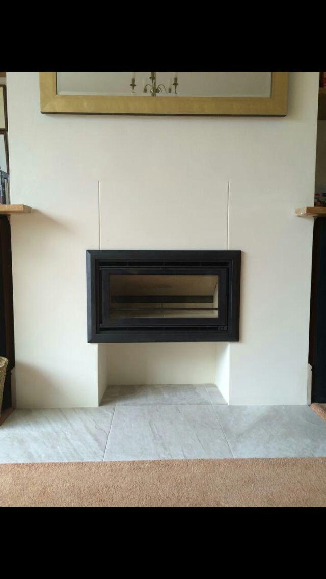 Gazco inset gas fire installed in Tonbridge home